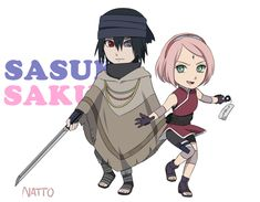 Tags: Fanart, NARUTO, Haruno Sakura, Uchiha Sasuke, Pixiv, PNG Conversion, Fanart From Pixiv, Nattouh, Naruto The Movie: The Last