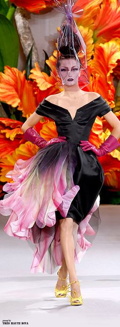 Christian Dior Couture Fall/Winter 2010