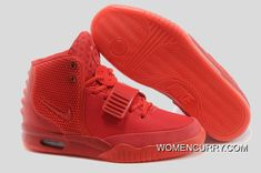 400b3f7d0 Glow In The Dark Nike Air Yeezy 2  Red October  Copuon Code