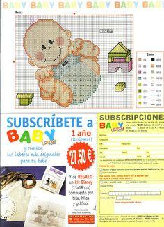 Labores de Ana Baby nº 16_1 - Revista - Álbuns da web do Picasa