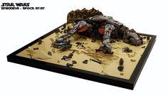 Episode VII AT-AT - HelloBricks | Blog LEGO