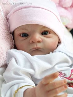 Best Reborn Doll - Baby Doll Winner of the Week~AMAZING detail!!