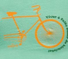 Pedalar é viver! #sustentabilidade Diagram, Chart, Sustainability, Living Alone, Bike
