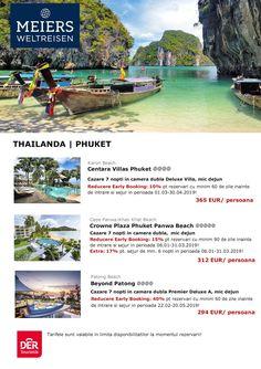 Reduceri 40% Vacanta Thailanda   Puket www.mara-boutique.ro Villa Phuket, Karon Beach, Golf Courses, Boutique, Boutiques