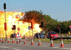 2 August 2015 - a vintage jet aircraft crashed during a display at the Shoreham Airshow at Shoreham Airport, England, killing 11 people and injuring 16 others. It was the deadliest air show accident in the United Kingdom since the 1952 Farnborough air show crash, which killed 31 people.