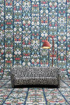 Studio Job & NLXL Archives Wallpaper Collection: Withered Flowers