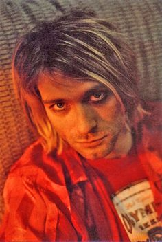 Kurt Cobain....20 years ago today, rock music lost a legend. He is still rocking hard as ever! R.I.P April 5th