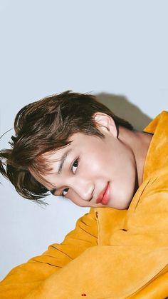 Exo Kai, That Look, Hilarious, Kpop, Yellow, Wallpaper, Wallpapers, Hilarious Stuff, Funny