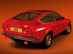 Alfa Romeo Alfetta GTS (1976 – 1980).