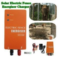 7 Best Electric Fence Energizer Testing images in 2018