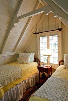 great bunkie interior.