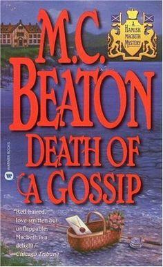 Death of a Gossip (Hamish Macbeth, #1) / M.C. Beaton