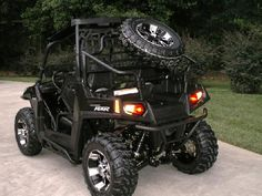 Side by Side Headquarters carries a complete selection of UTV parts and accessories for the Polaris RZR.