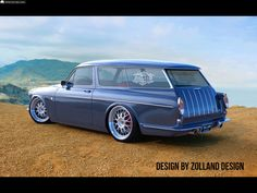 Fotos del Bo Zolland Volvo Amazon Custom Wagon - 8 / 13