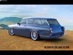 Fotos del Bo Zolland Volvo Amazon Custom Wagon - 8 / 13