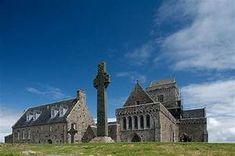 Isle of Iona, Scotland | Vintage Artwork & Imagery | Pinterest