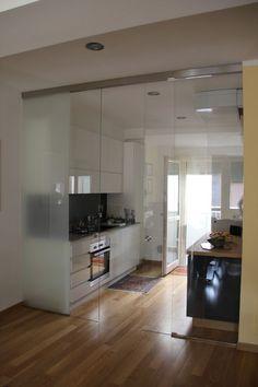 Risultati immagini per mobile divisorio cucina soggiorno