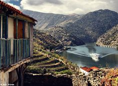 Douro valley, Porto & Northern of Portugal, Portugal Algarve, Most Beautiful Cities, Beautiful World, Great Places, Places To See, Douro Portugal, Rio, Douro Valley, Fc Porto