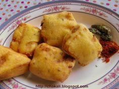 Bread pakoda - best bombay street food