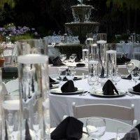 South Gate, Downey, Los Angeles, Cudahy - California - Black, White, and Silver Wedding Decorations | Weddingbee http://www.weddingbee.com/classifieds/show-ad/?id=33787#axzz2dtPIoAr7