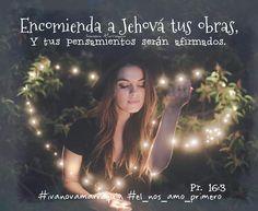 Twitter: @nos_amo Tumblr: @el-nos-amo-primero   Instagram: @el_nos_amo_primero #biblia  #ivanovamarroquin
