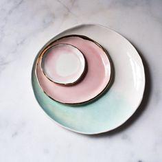 Aula online de pintura em porcelana. Acesse: www.casabeta.com.br