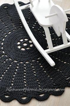 HUHUU 4home: rug / matto