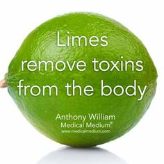 Removes toxins from the body