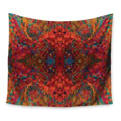 East Urban Home Red Sea by Nikposium Wall Tapestry & Reviews | Wayfair
