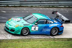 Falken Racing 2013 Old And New, Porsche, Racing, Falcons, Lace, Porch