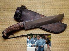 Daniel Winkler's Competition Knife