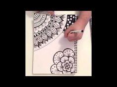 ZENTANGLE ART BÁSICO I 4 patrones fáciles para empezar con zentangle art ¡Ábreme y lee aquí abajo! NO OLVIDES SUSCRIBIRTE http://goo.gl/Vb1ZUK ♥ ♥ ♥ Paso a p...
