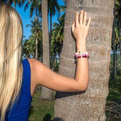 Náramky Beads of Love z minerálů jsou plné pozitivní energie a vibrací, léčí, dodávají sílu, energii a lásku. Bracelets, Jewelry, Fashion, Moda, Jewlery, Jewerly, Fashion Styles, Schmuck, Jewels