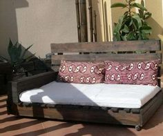 pallet bed project