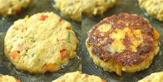 This Easy Salmon Patty recipe is definitely a keeper. Made with canned salmon and simple ingredients, you'll want to make it again and again. Salmon Patties With Crackers, Canned Salmon Patties, Fish Patties, Salmon Patties Recipe, Cod Fish Cakes, Salmon Cakes, Salmon Recipes, Seafood Recipes, Bake Frozen Salmon
