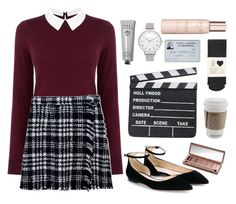 """""""Untitled #45"""" by t-k-amie on Polyvore featuring Oasis, Dolce&Gabbana, Jimmy Choo, Olivia Burton, Urban Decay, Show Beauty and Bobbi Brown Cosmetics"""