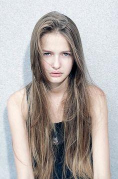 Ambrosia Marbella DeRosier, Age 17, Caste Two, Fashion/Lingerie Model [FC: Kristina Romanova] (Angeles)