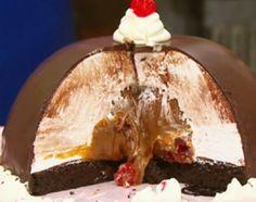 Recetas | Cocineros Argentinos - Torta malvavisco con corazón de dulce de leche