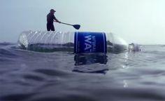 [Vídeo] Onde a garrafa plástica vai parar?