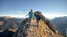 Wandern am Grubigstein Grat - Lermoss, Tiroler Zugspitz Arena Ursula, Half Dome, Mountains, Nature, Travel, Blog, Zugspitze, Ski, Alps