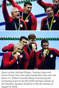 Michael Phelps Ryan Lochte