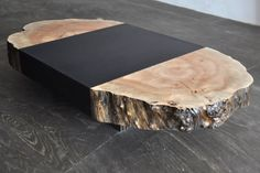 Natural End Coffee Table - Shop - Wood Design || Furniture and Accessories by Independent Makers