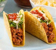 Thrifty Foods - Recipe - Turkey Tacos