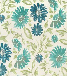Outdoor Fabric-Sunbrella Furn Violetta-Baltic at Joann.com     Gorgeous fabric....I love it.