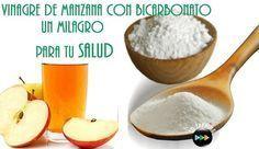 Un milagro de salud: Cómo consumir vinagre y bicarbonato de sodio? - La Salud Verdadera