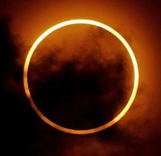 Annular Solar Eclipse of May 10, 2013, Australia.