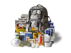Wise Foods Wise Foods 5 Day Survival Backpack 01-622GSG