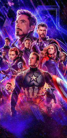 Avengers Endgame: Favourite Movie of All Time - Marvel Universe Marvel Movie Posters, Avengers Poster, The Avengers, Avengers Movies, Hq Marvel, Marvel Films, Marvel Heroes, Superhero Wallpaper Iphone, Avengers Wallpaper