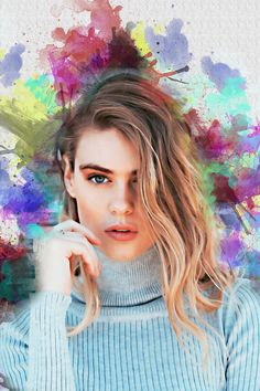 Custom watercolor Portrait from photo|Color splash Art|photo to portrait Art|photo convert|photo edit|Photo to painting Photo To Watercolor, Watercolor Portraits, Watercolor And Ink, Chinese Landscape Painting, Landscape Paintings, Chinese Artwork, Photo Sketch, Portraits From Photos, Portrait Art