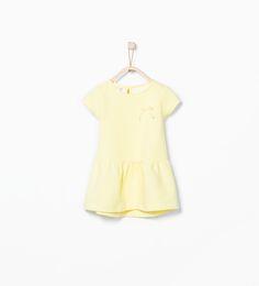 ZARA - KIDS - TEXTURED DRESS